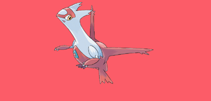 Latias by V-a-p-o-r-e-o-n