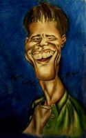 Jim Carrey2 by AlperSngn