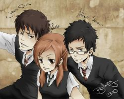 Potter kids by B-E-F-F