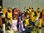 Venture Brothers by Panamon