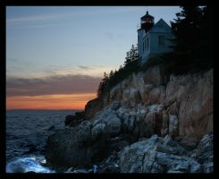 Bass Harbor by BobVPR