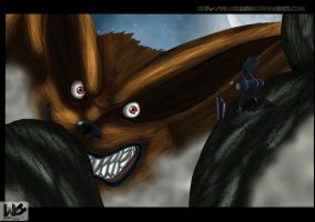 Naruto Manga Hashirama vs Madara Pag 14 by Wilder131296