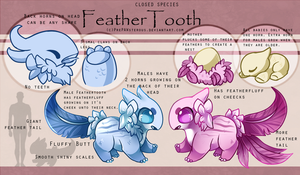 :FeatherTooth(closed species) Species Ref: by PrePAWSterous