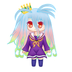 Shiro Chibi~ by Reiusa