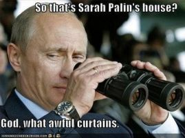 Putin and Palin by Genesis343