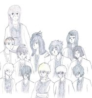 gotei 13 redone by theCrossroads