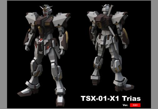 TSX-01-X1 TRIAS-3D by csy5150