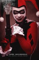Harley Quinn by LanaMarieLive