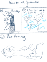 How To Pet A Yuki Neko by swiftyuki