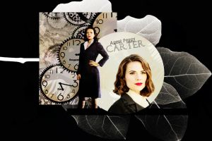 Agent Peggy Carter by Super-Fan-Wallpapers