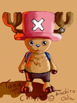 Tony Tony Chopper by lynaithan