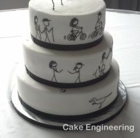 XKCD Cake 4 by cake-engineering
