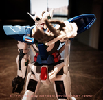 Gundam Exia - Take my hand by DOsCollection