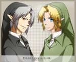 LOZ: Link and Dark Link by Angels-Leaf