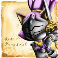 Sir Percival by KairaA-TheCat