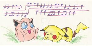 Jigglypuff's Song by heidichou