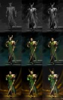 WIP process for Loki by Sinto-risky