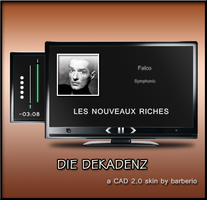 Die Dekadenz for CAD 2.0 by barberioX