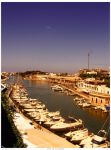 Port of Ciutadella by y2jhbkfan