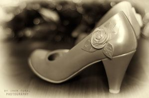 My Wedding Shoes by iremtural