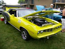 Hemi Cuda by PhotoDrive