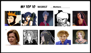 Worst Mothers Meme by PPPSSC