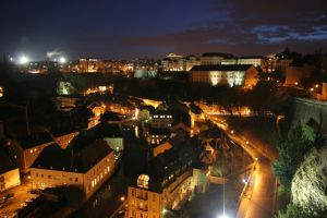 luxembourg by night by onon