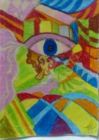 Life Is Colourful PASTEL by crazy4demi