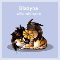 Transformice : Request Blazyna by Omugai