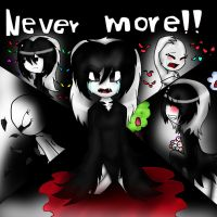concurso-never more by Invaderdaniela
