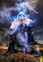 STORM - the Light Bringer by the-CrocoDIL