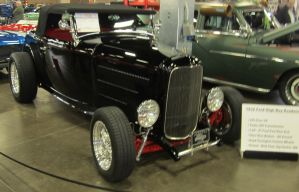 32 Ford high boy roadster by zypherion