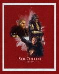 Ser Cullen: The Lion by mpissott