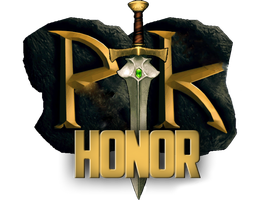 Fan Made PKHonor RuneScape Logo by GFX-ZeuS