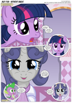 MLP: FiM - Without Magic Page 118 by PerfectBlue97