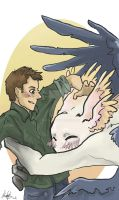 Welcome home, Dean. by Ruda13