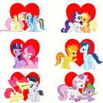 My MLP Shippings by nejcrozi
