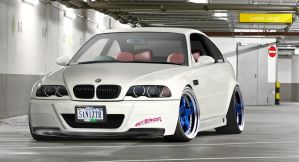 BMW M3 Stance by Lexotic-Projects