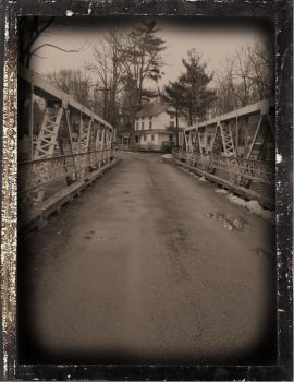 Over the Bridge by aestheticINvogue
