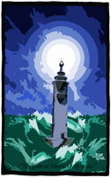 The Lighthouse by HomeBound-GhostTown