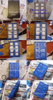 Tutorial: TARDIS journal by katien22