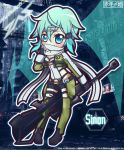Sword Art Online II - Sinon by Akage-no-Hime