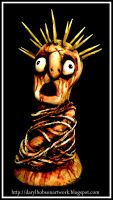 Horror Gore Puppet by DarylHobsonArtwork
