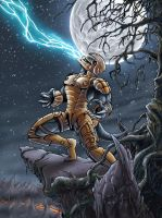Masters of the Universe - Saurod II by Killersha