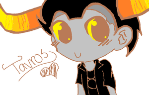 TAVROS. Y U SO CUTE. by xXimmaeatjooXx