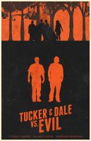 MSCE Day 138 - Tucker And Dale VS. Evil by billpyle