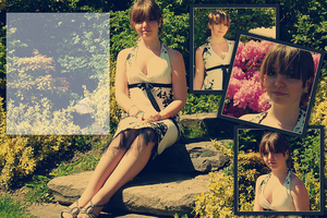 Natural beauty collage by aquadore