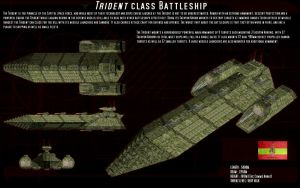 Trident Class MK.2 by EmperorMyric