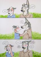 Couldn't Resist by Huskypawz