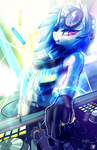 Rave Queen by DarkFlame75